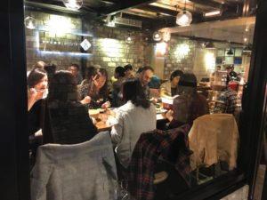 JK STUDIO 新義法料理感恩節大餐