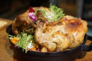 西西里烤全雞