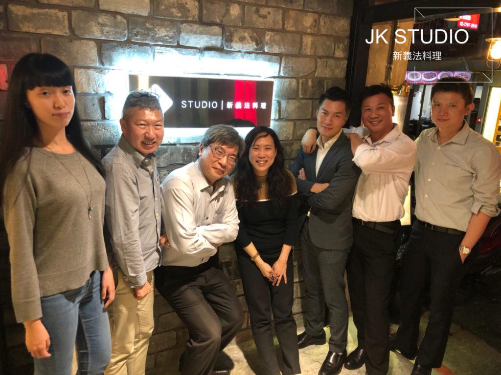 包場活動 JK STUDIO 新義法料理 x 微軟Microsoft