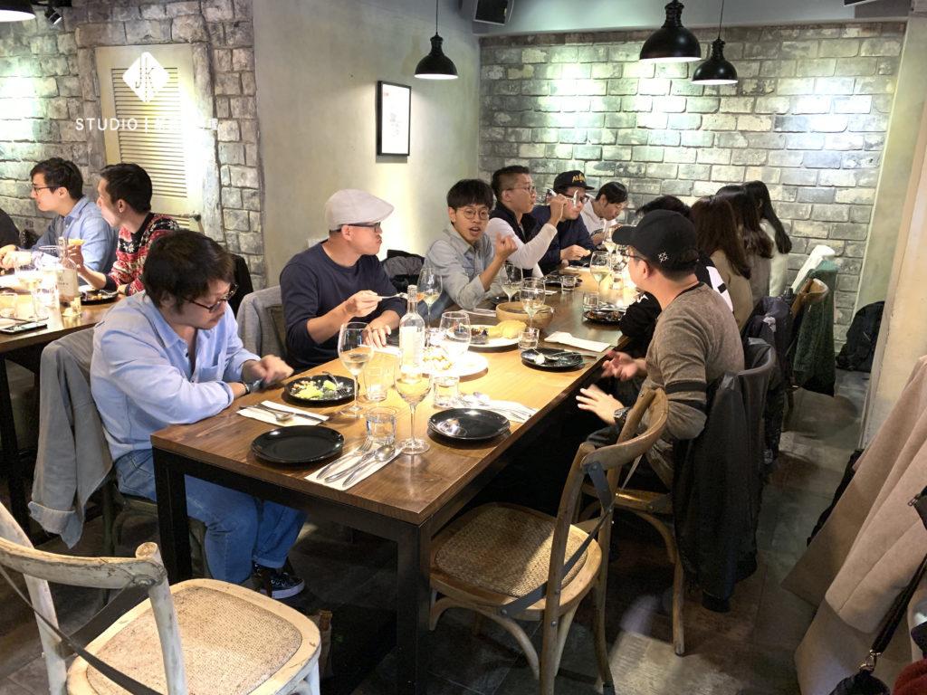 [包場活動] JK STUDIO 新義法料理 x 奧美集團Ogilvy