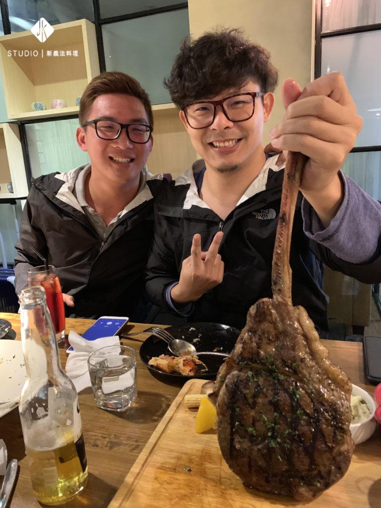 [尾牙包場活動] JK STUDIO 新義法料理 x跨國公司