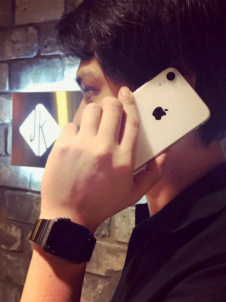 Apple公司商務聚餐 x JK STUDIO新義法料理 (台北信義)