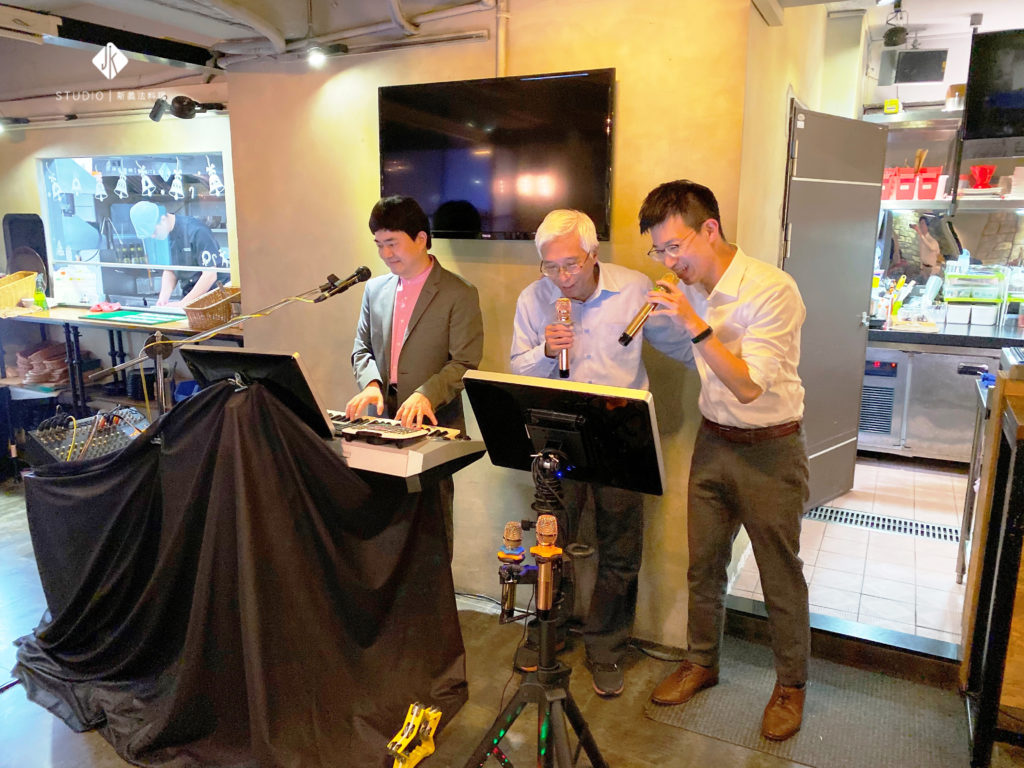 ﹝榮退包場﹞Brenntag Taiwan(法台化學) x JK STUDIO新義法料理