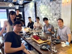 包場聚餐/ 趨勢科技TREND MICRO x JK STUDIO新義法料理